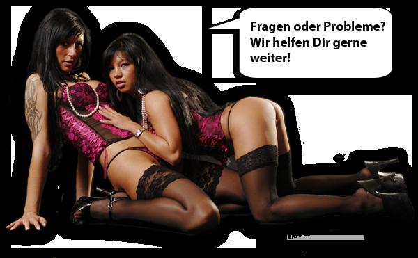 Diskreter Support - Wir haben die geilsten Frauen online vor der private Webcam!